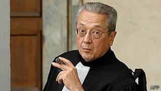Жака Вержеса называли одним из самых противоречивых юристов в мире