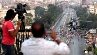 मिस्र, होस्नी मुबारक