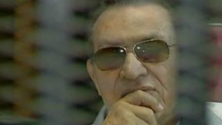 होस्नी मुबारक़