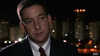 Glenn Greenwald em entrevista à BBC Brasil