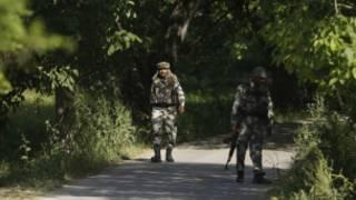 कश्मीर में कार्रवाई