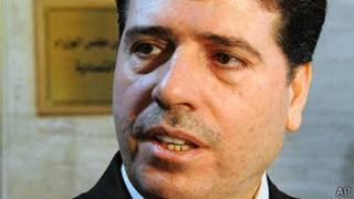Primer ministro sirio, Wael al Halqi