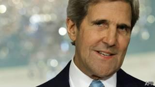 John Kerry, waziri wa mambo ya nchi za nje wa Marekani