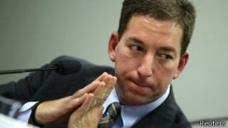 Glenn Greenwald, periodista de The Guardian