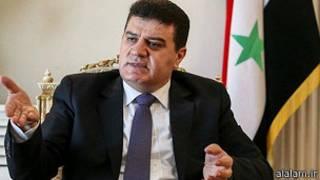 سفیر سوریه در تهران