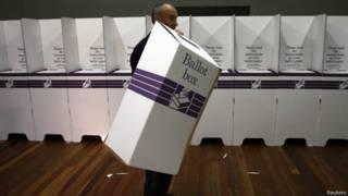 ऑस्ट्रेलिया चुनाव