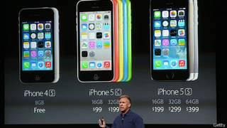 Đại diện Apple giới thiệu hai loại iPhone mới