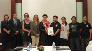 Cuộc gặp giữa đại diện EU và blogger Việt Nam