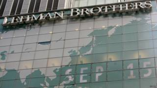 Lehman Brothers 15 sept