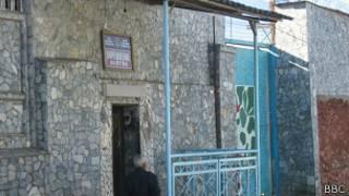 Здание СИЗО ГКНБ в Душанбе, где проходит суд над Зайдом Саидовым