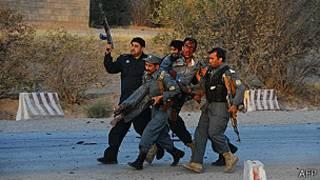 Ataque a consulado en Herat, Afganistán