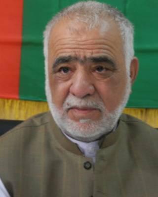 محمد نعیم بلوڅ، د هلمند والي
