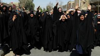 العنف في العراق
