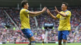 Arsenal watamba