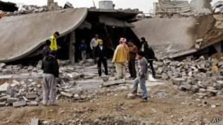 Взрыв в деревне шабаков в 2012 году