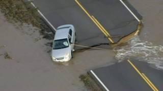 कोलोराडो में बाढ़
