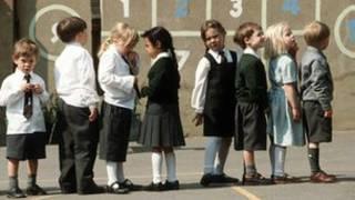 英國小學生
