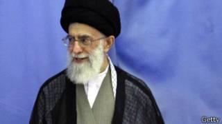 Alí Jamenei, líder supremo de Irán
