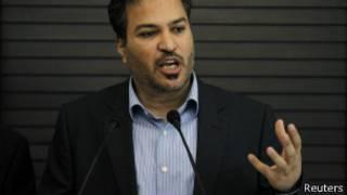 Khalil Marzook, vicesecretario del principal partido de la oposición