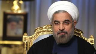 हसन, रुहानी, ईरान