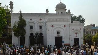 पेशावर में चर्च पर हमला