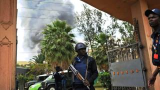 कीनिया, नैरोबी, वेस्टगेट मॉल, चरमपंथी हमला