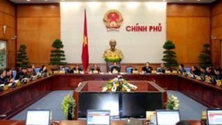 Một cuộc họp Chính phủ