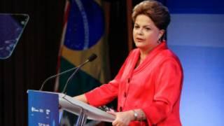 Shugabar Brazil Dilma Roussef