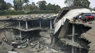 Isoko rya Westgate i Nairobi nyuma y'igitero