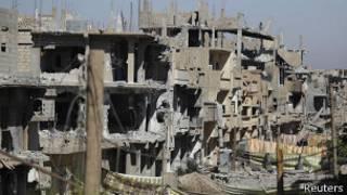 Intambara iragisibije muri Syria