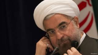 Hassan Rouhani   Foto: Reuters
