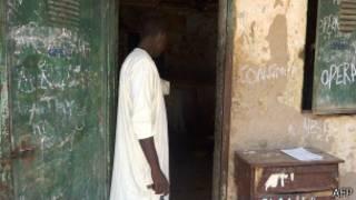 Escuela del estado de Yobe, Nigeria, donde ocurrió el ataque del domingo 20 de septiembre