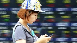 एशियाई बाज़ार, अमरीका, कामबंदी