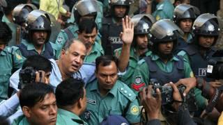 युद्ध अपराधों में बांग्लादेश में एक सांसद को मौत की सजा