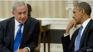 Netanyahu y Obama