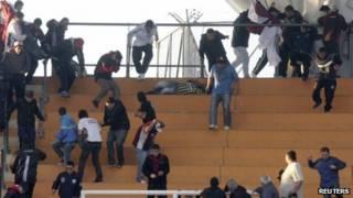 Estadio de fútbol en Buenos Aires, Argentina