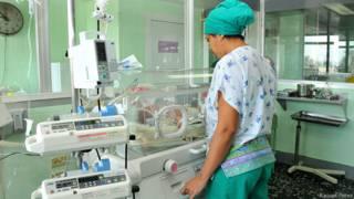No hay gloria deportiva que supere la labor de los médicos en la reducción de la mortalidad  infantil. (Foto: Raquel Pérez)