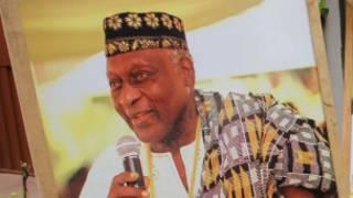 Marubucin wakoki na Ghana, Kofi Awoonor