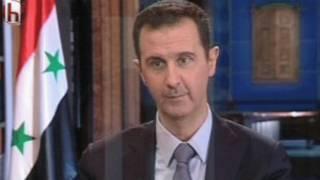 Shugaba Bashar al-Assad na Syria
