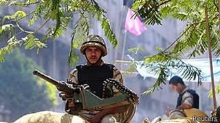 मिस्र, सेना