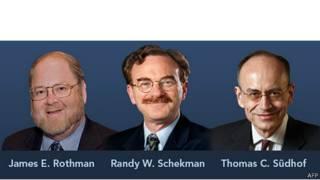 Ganadores del Premio Nobel de Medicina 2013