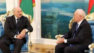Визит премьер-министра Украины Николая Азарова в Минск - встреча с Александром Лукашенко