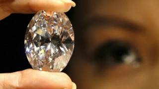 सफ़ेद हीरा