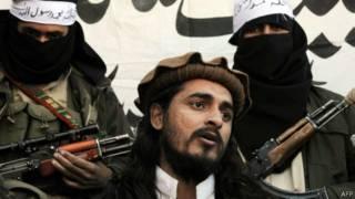 Лидер исламистского движения Талибан в Пакистане Хакимулла Мехсуд