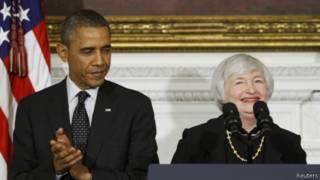 Janet L. Yellen (Reuters)