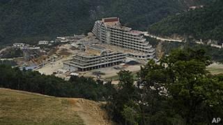 Estación de esquí Masik Pass