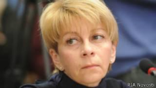 Российский врач и благотворитель Елизавета Глинка