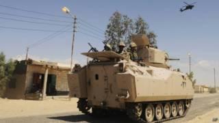 Американская военная техника в Египте