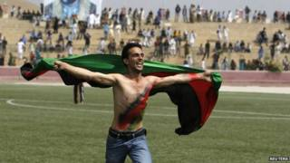 अफ़ग़ानिस्तान फ़ुटबॉल