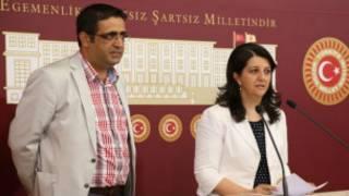 BDP'li İdris Baluken ve Pervin Buldan